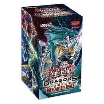 Yu-Gi-Oh! Dragons of Legend: The Complete Series Box - Deutsch