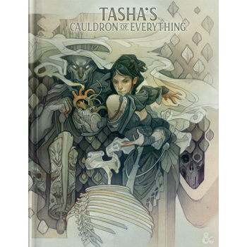 Dungeons & Dragons RPG Tasha's Cauldron of Everything Alt Cover (WPN Exclusive) Englisch