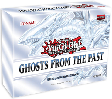 Yu-Gi-Oh! Ghosts from the Past Box - Deutsch
