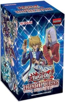 Yu-Gi-Oh! Legendary Duelists: Season 1 - Deutsch