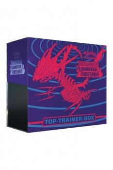 Pokémon Schwert und Schild Flammende Finsternis Top (Elite) Trainer Box