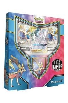 Pokémon Liga Kampf Deck Zacian V - Deutsch