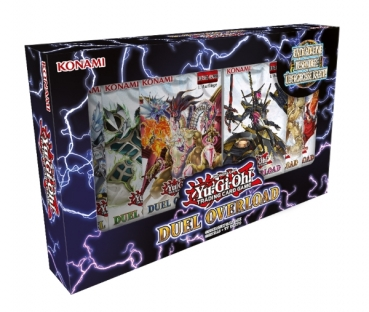 Yu-Gi-Oh! Duel Overload - Deutsch & 1. Auflage