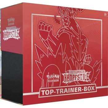 Pokémon Schwert und Schild Kampfstil Top-Trainer Box: Wulaosu Fokussierter Stil - Deutsch