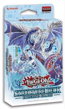 Yu-Gi-Oh! Structure Deck: Freezing Chains - Deutsch & 1.Auflage