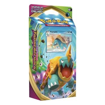 Pokémon Schwert und Schild Farbenschock Themendeck Kamalm - Deutsch