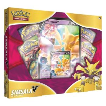 Pokémon Simsala V Box - Deutsch