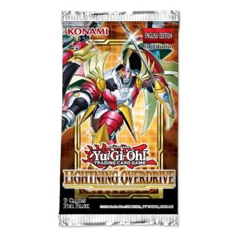 Yu-Gi-Oh! Lightning Overdrive Booster - Deutsch & 1.Auflage