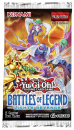 Yu-Gi-Oh! Battles of Legend: Light's Revenge Booster - Deutsch & 1.Auflage